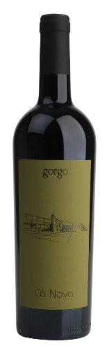 Az. Agr. Gorgo Ca'Nova Rosso Veronese IGT 2011 Veneto, 3er Pack (3 x 750 ml)