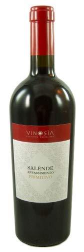 Salende Primitivo Appassimento IGT 2019 Vinosia, Rotwein aus Apulien