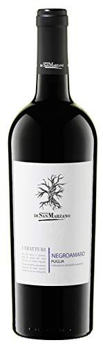 Feudi Di San Marzano I Tratturi Negroamaro Puglia 2018 trocken (0,75 L Flaschen)
