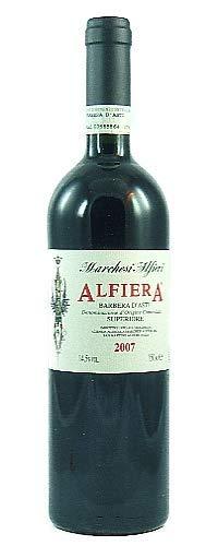 Barbera d`Asti Superiore Alfiera 2017 Marchesi Alfieri trockener Rotwein aus Piemont