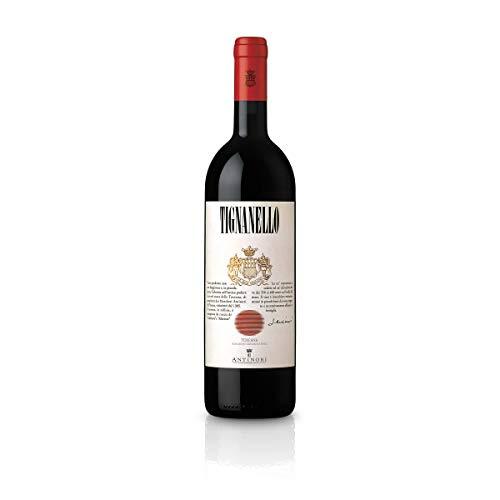 Tignanello - Marchesi Antinori 2016 Toscana IGT 1,5L Magnum, Paket mit:1 Flasche