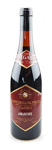 Wein 1983 Amarone Recioto della Valpolicella Pegaso