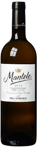 Nals Margreid Sauvignon Blanc MANTELE Südtirol DOC 2012, 3er Pack (3 x 750 ml)