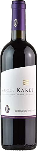 Karel Monica di Sardegna DOC 2016 - Ferruccio Deiana | trockener Rotwein | italienischer Wein aus...