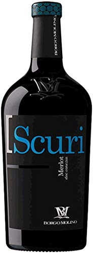 Borgo Molino I Scuri Merlot 2018/2019 Wein trocken (1 x 0.75 l)