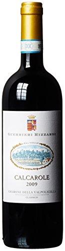 Guerrieri Rizzardi Azienda Agricola Calcarole Amarone classico DOC trocken 2009 (1 x 0.75 l)