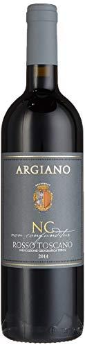 Argiano Non Confunditur Rosso Toscano IGT Cuvee 2014 trocken (3 x 0.75 l)
