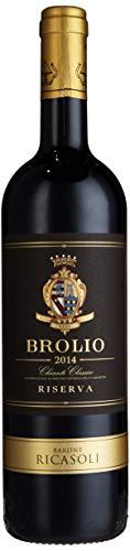 Barone Ricasoli Brolio Chianti Classico DOCG Riserva Sangiovese 2014 trocken (1 x 0.75 l)