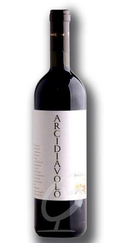 Teruzzi & Puthod Arcidiavolo Sangiovese 2007 trocken (1 x 0.75 l)