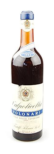 Wein 1953 Valpolicella Rosso Superiore Folonari