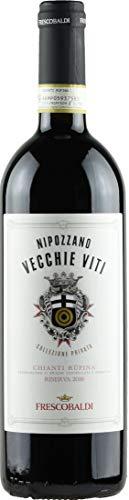 Marchesi de Frescobaldi Frescobaldi Nipozzano Vecchie Viti Chianti Rufina Riserva DOCG 2016 (1 x...