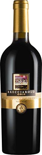 VELENOSI Weine BRECCIAROLO GOLD - Rosso Piceno D.O.C. Superiore Italienischer Rotwein (1 flasche 75...