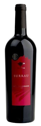 Az. Agr. Vigne Surrau Rosso Surrau Isola dei Nuraghi IGT 2010, 3er Pack (3 x 750 ml)