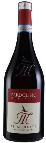 Bardolino Classico Le Morette, Valerio Zenato DOC Rot trocken 0,75 Ltr.