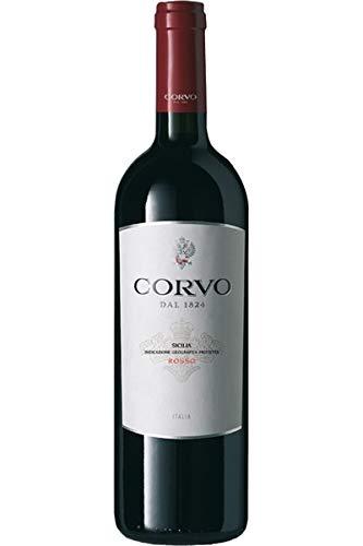 Corvo Rosso Sicilia IGP 2016 - Corvo - Duca di Salaparuta | trockener Rotwein | italienischer Wein...