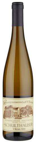 6 Flaschen Südtiroler Weissburgunder Schulthauser DOC 2019 St. Michael-Eppan (94 Punkte Wine...