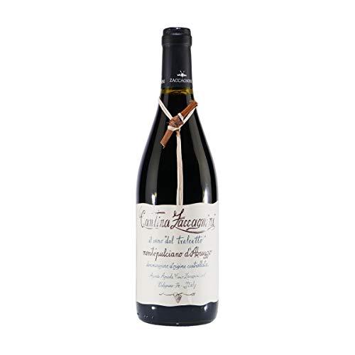Zaccagnini Il vino dal tralcetto Montepulciano d'Abruzzo 2016