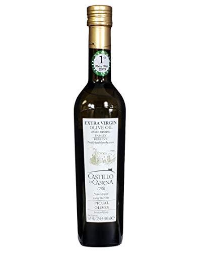 Castillo de Canena Reserva Familar Picual | kaltextrahiertes Olivenöl | 500 ml | Olivenöl für...