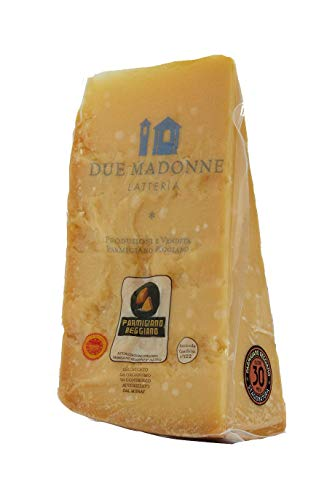 Parmigiano Reggiano (Parmesan Reggiano) Due Madonne 30 Monate 1 kg.