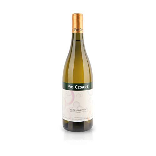 2018 Moscato d´Asti DOCG - Pio Cesare - italienischer lieblicher Weißwein aus dem Piemont (1x...