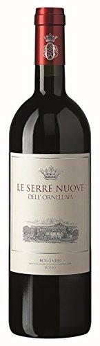 Ornellaia e Masseto - Le Serre Nuove - Rotwein 2015 (1 x 0.75 l)