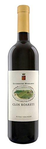 6x 0,75l - 2016er - Guerrieri Rizzardi - Clos Roareti - Merlot - Veneto I.G.T. - Italien - Rotwein...
