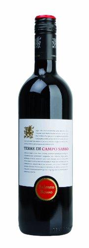 Terre di Campo Sasso Salento Rosso IGT Puglia 2010, 6er Pack (6 x 0.75 l)