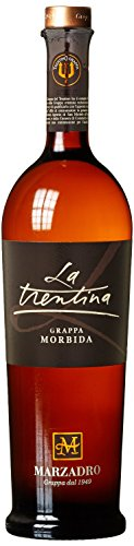 Grappa la Trentina Morbida BARRIQUE 41° Distilleria Marzadro 0.70L …