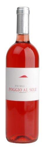 Poggio al Sole Primavera Rosato Toscana IGT 2012, 6er Pack (6 x 750 ml)