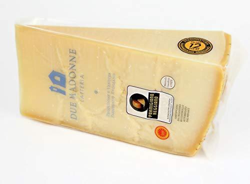 Parmigiano Reggiano (Parmesan Reggiano) über 12 Monate 1 kg.