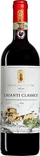 Rocca di Castagnoli Chianti Classico Toskana 2016 (12 x 0.375 l)