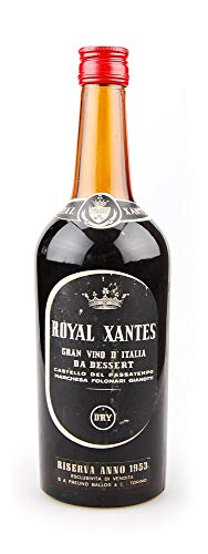 Wein 1953 Royal Xantes Gran Vino da Dessert Folonari