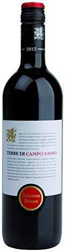 Terre di Campo Sasso Apulien Salento Rosso IGT Puglia 2019 (1 x 0.75 l)