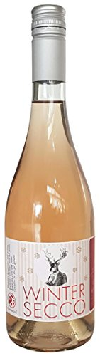Vom Feinsten - Wintersecco - 6 Flaschen á 0,75L - Fruchtiger Secco mit feinen Noten von Zimt &...