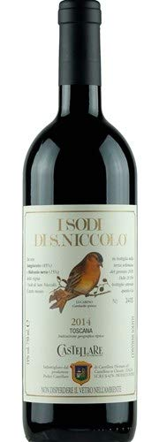 Castellare di Castellina I Sodi Di San Niccolo 2014 750ml 14.00%