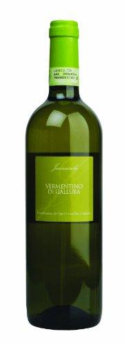 Az. Agr. Vigne Surrau JUANNISOLU Vermentino di Gallura DOCG 2011 Sardinien (6er Pack / 6 Fl. x 0,75...