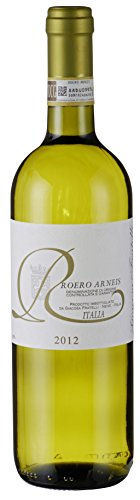 Roero Arneis DOC tr. 2019 Giacosa Fratelli, trockener Weisswein aus dem Piemont