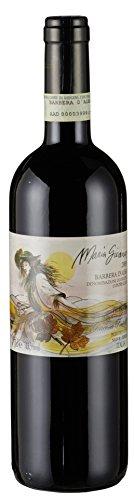 Barbera d´Alba Maria Gioana DOC tr. 2015 Giacosa Fratelli, trockener Rotwein aus dem Piemont