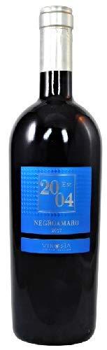 Est. 2004 Negroamaro IGT 2017, Vinosia - Apulien, trockener Rotwein aus Apulien