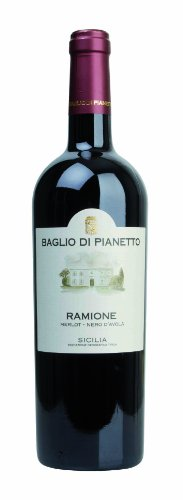 Baglio di Pianetto Ramione Sicilia IGT 2007 Sizilien (3er Pack / 3 Fl. x 0,75 l), 3er Pack (3 x 0.75...