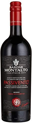 Barone Montalto Collezione de Famiglia Nero d'Avola Terre Siciliane IGT 2018 Halbtrocken (1 x 0.75...