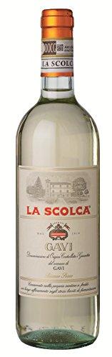6x 0,75l - 2019er - La Scolca - Etichetta Bianca - Gavi di Gavi D.O.C.G. - Piemonte - Italien -...