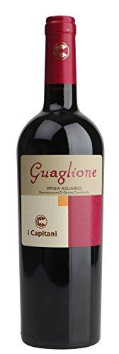 6x 0,75l - 2017er - I Capitani - Guaglione - Aglianico - Irpinia D.O.C. - Kampanien - Italien -...