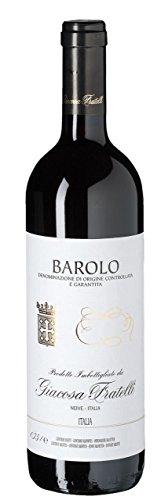 6x 0,75l - 2014er - Giacosa Fratelli - Barolo D.O.C.G. - Piemonte - Italien - Rotwein trocken