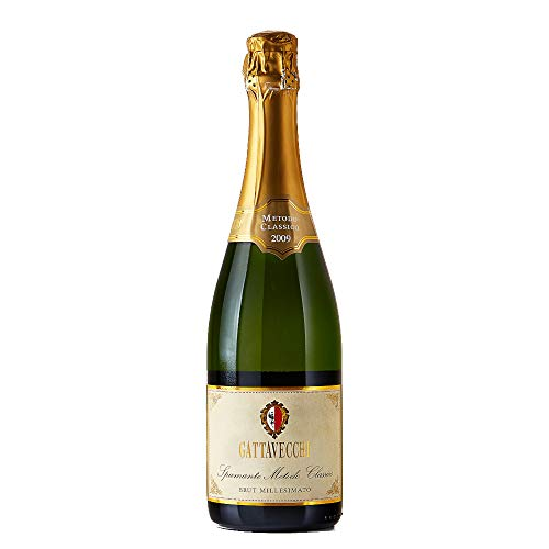 Brut Classic Method Sekt Cantina Gattavecchi (1 flasche 75 cl.)