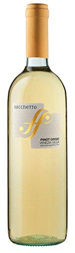 Sacchetto Pinot Grigio Venezia Giulia IGT 2019 trocken (0,75 L Flaschen)