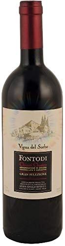 Chianti classico Vigna del Sorbo Gran Selezione - 2017-1,5 lt. - Kellerei Fontodi Azienda Agricol