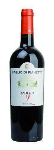Baglio di Pianetto Syrah Y Sicilia IGT 2010 Sizilien (6er Pack / 6 Fl. x 0,75 l), 6er Pack (6 x 0.75...