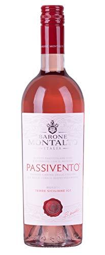6x 0,75l - 2018er - Barone Montalto - Passivento - Rosato - Terre Siciliane I.G.T. - Sizilien -...