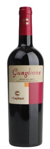 I Capitani Aglianico GUAGLIONE Irpinia DOC 2011, 6er Pack (6 x 750 ml)